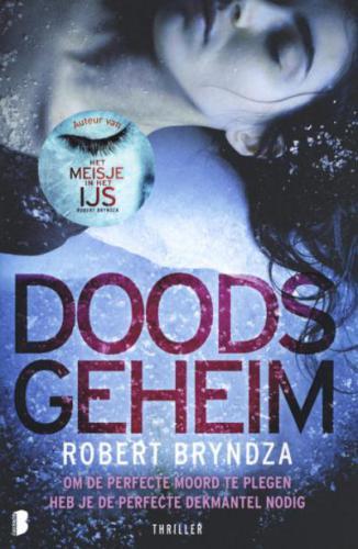Boek: Doods geheim Robert Bryndza