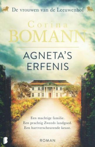 Boek: Agneta's erfenis Corina Bomann