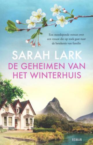 Boek: De geheimen van het winterhuis Sarah Lark