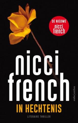 Boek: In hechtenis Nicci French