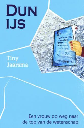 Boek:  Dun ijs Tiny Jaarsma