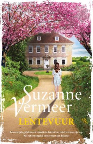 Boek: Lentevuur Suzanne Vermeer