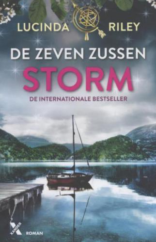 Boek: Storm Ally's verhaal Lucinda Riley