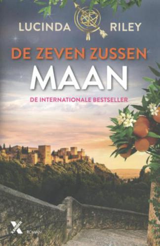 Boek:  Maan Tiggy's verhaal Lucinda Riley