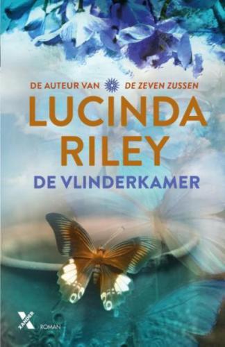 Boek: De vlinderkamer Lucinda Riley
