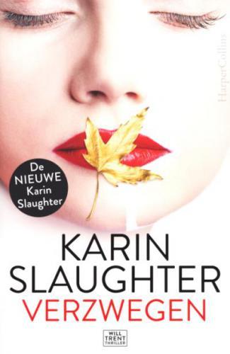 Boek:  Verzwegen Karin Slaughter